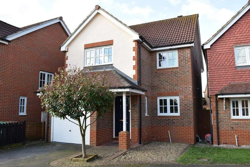 4 Bedrooms Detached House for sale in Greenhill, STAPLEHURST