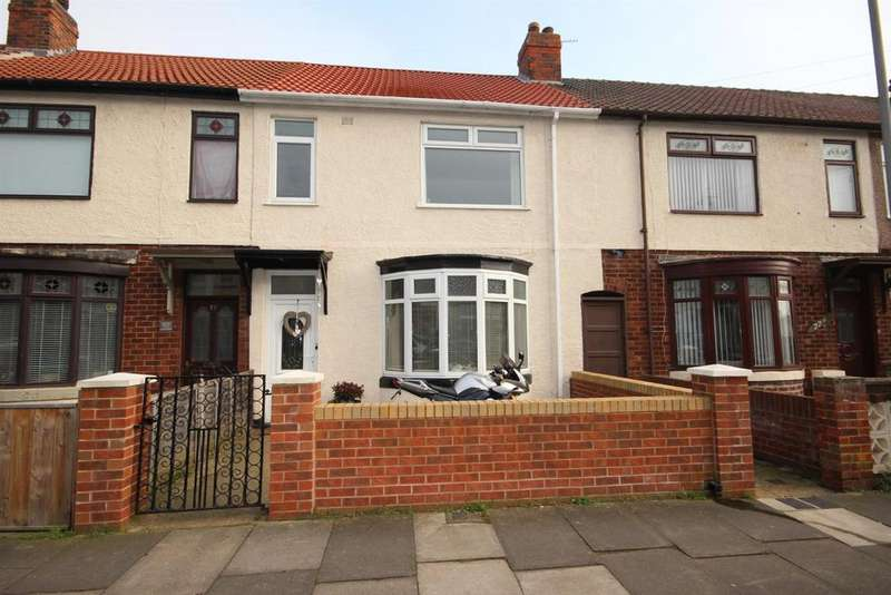 3 Bedrooms Terraced House for sale in Ashgrove Avenue, Hartlepool