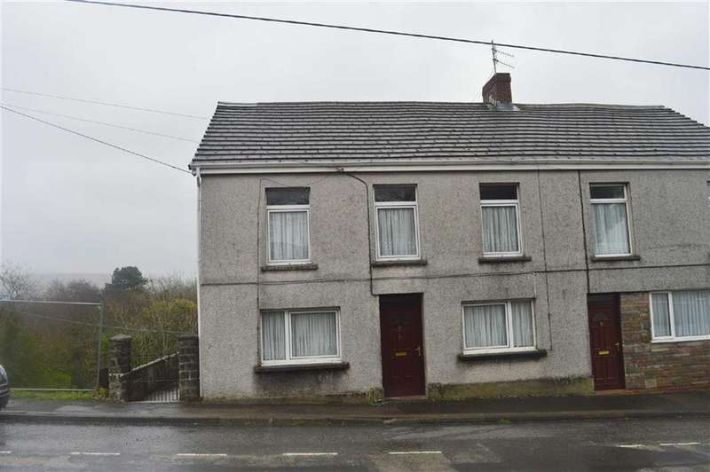 4 Bedrooms Semi Detached House for sale in Fforest Road, Swansea, SA4