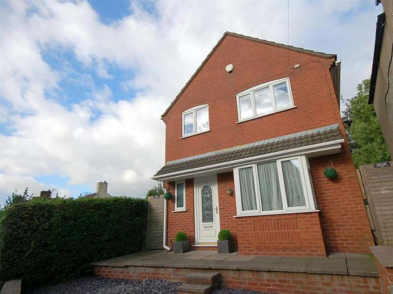 4 Bedrooms Detached House for sale in High Street, Alsagers Bank