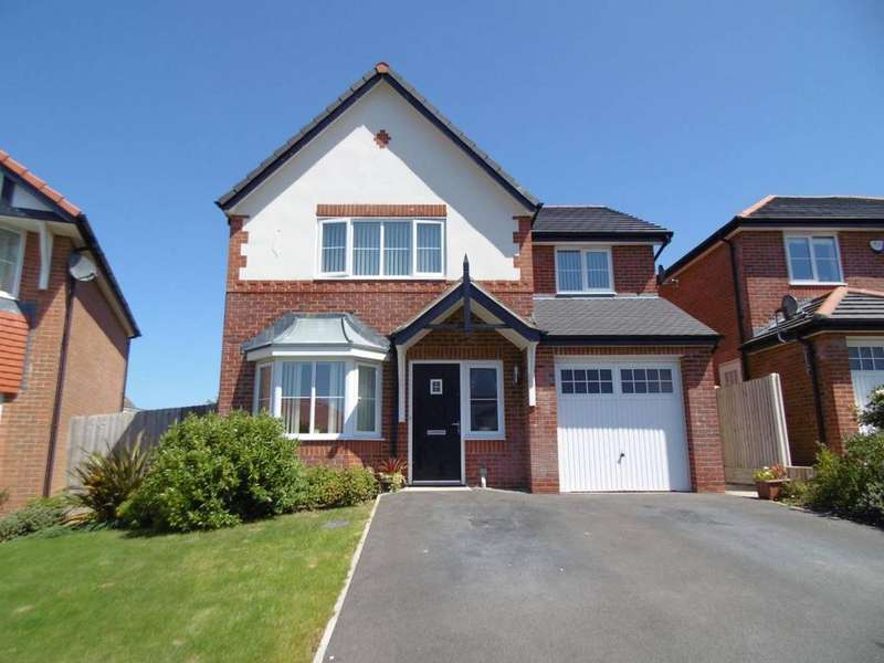 4 Bedrooms Detached House for sale in 47 Tal Y Fan, Llansanffraid Glan Conwy, LL28 5NG