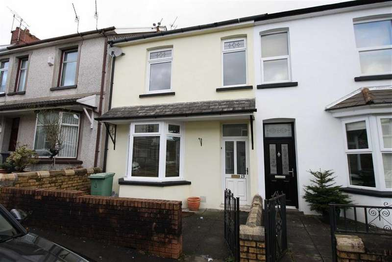 3 Bedrooms Terraced House for sale in Broniestyn Terrace, Trecynon, Aberdare