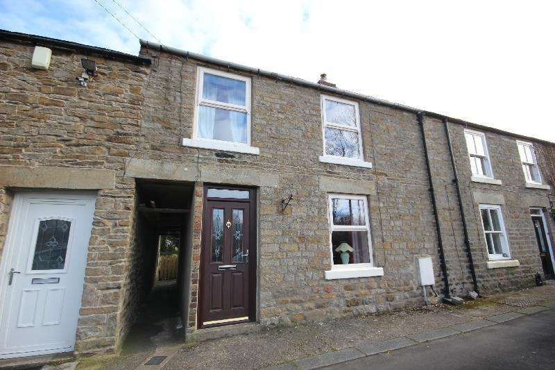 3 Bedrooms Terraced House for sale in The Batts, Frosterley,