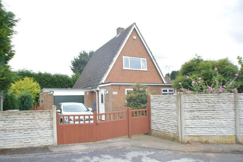 3 Bedrooms Detached Bungalow for sale in Greenacres, Kirkby in Ashfield