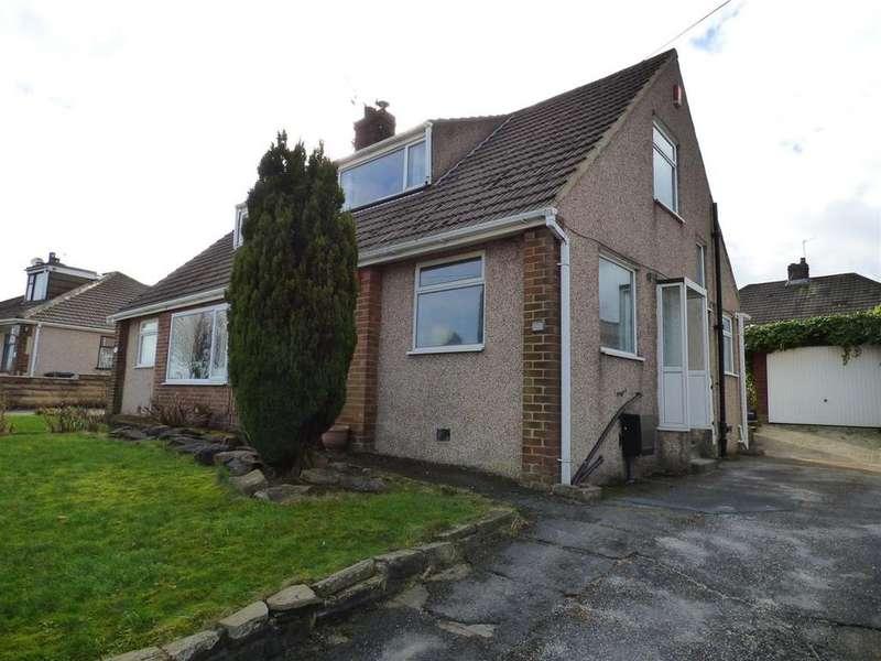 2 Bedrooms Semi Detached House for sale in Welbeck Drive, Horton Bank Top,Bradford, BD7 4BT