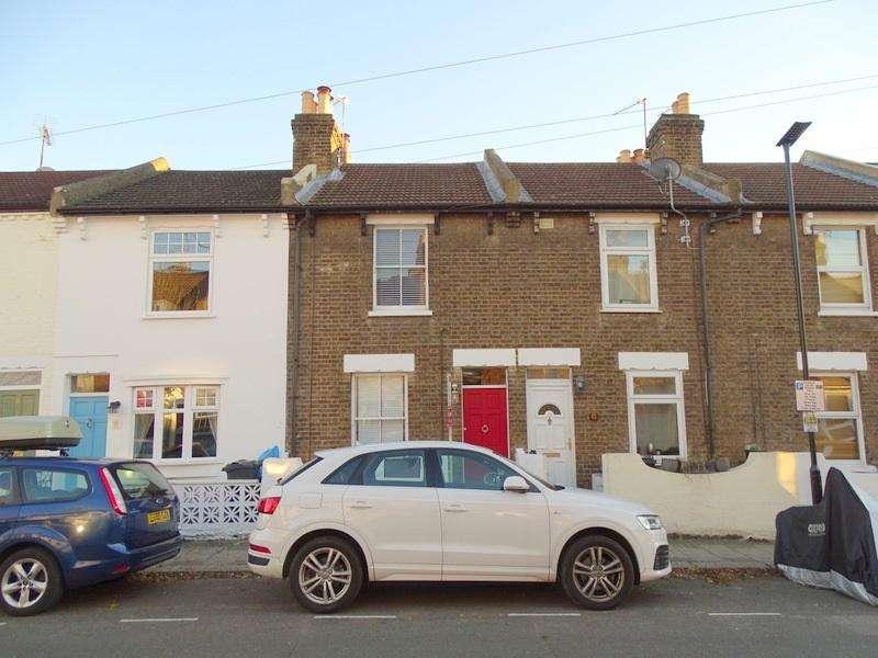 2 Bedrooms Terraced House for sale in Braemar Road, Brentford