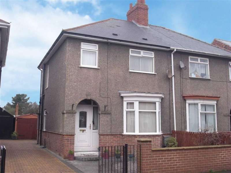 3 Bedrooms Semi Detached House for sale in Pease Street, Darlington