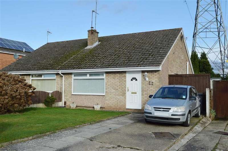 2 Bedrooms Semi Detached Bungalow for sale in Renfrew Avenue, CH62