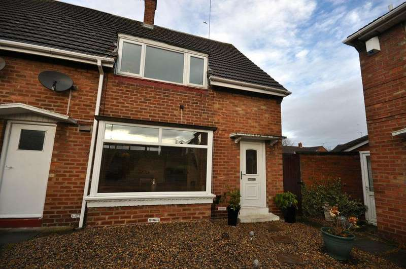 3 Bedrooms Semi Detached House for sale in Gourock Square, Sunderland