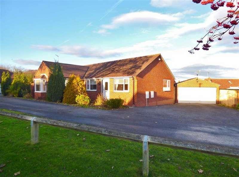 3 Bedrooms Detached Bungalow for sale in Shepherds Close, Beverley