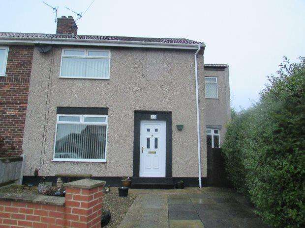 3 Bedrooms Semi Detached House for sale in SHERIDAN GROVE, OXFORD ROAD, HARTLEPOOL