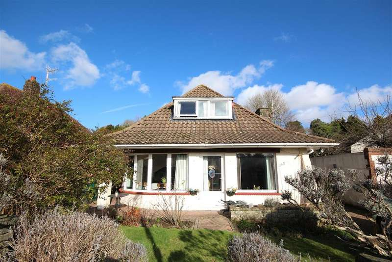 5 Bedrooms Detached Bungalow for sale in Valley Drive, Withdean, Brighton