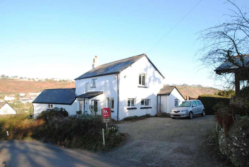 3 Bedrooms Detached House for sale in Taddiport, Torrington