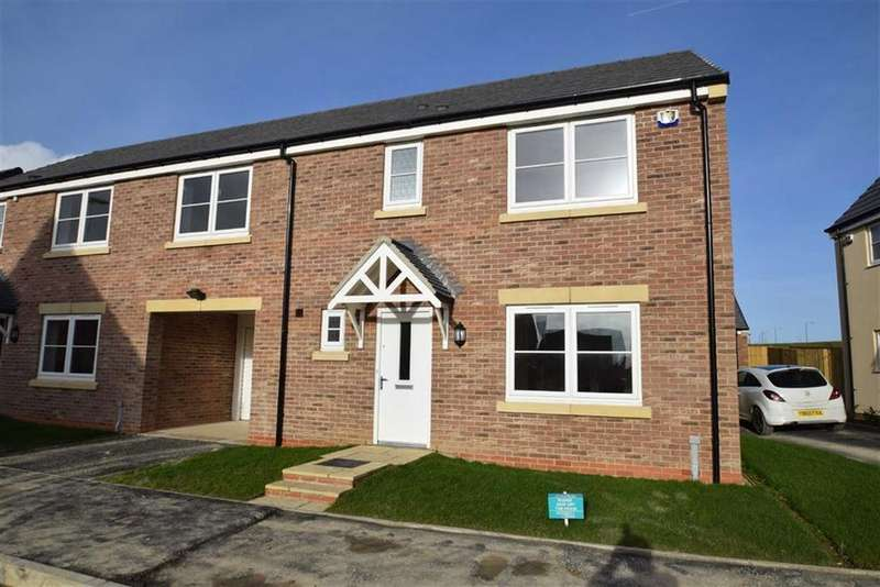 4 Bedrooms Semi Detached House for sale in Howgate Drive, Scarborough, North Yorkshire, YO11