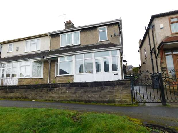 3 Bedrooms Semi Detached House for sale in Carmona Gardens, Shipley