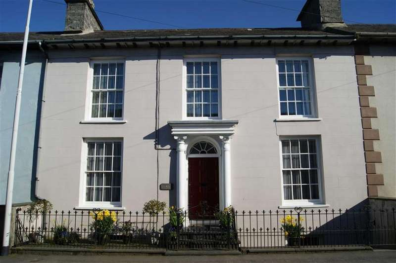 3 Bedrooms Terraced House for sale in Llanon, Ceredigion