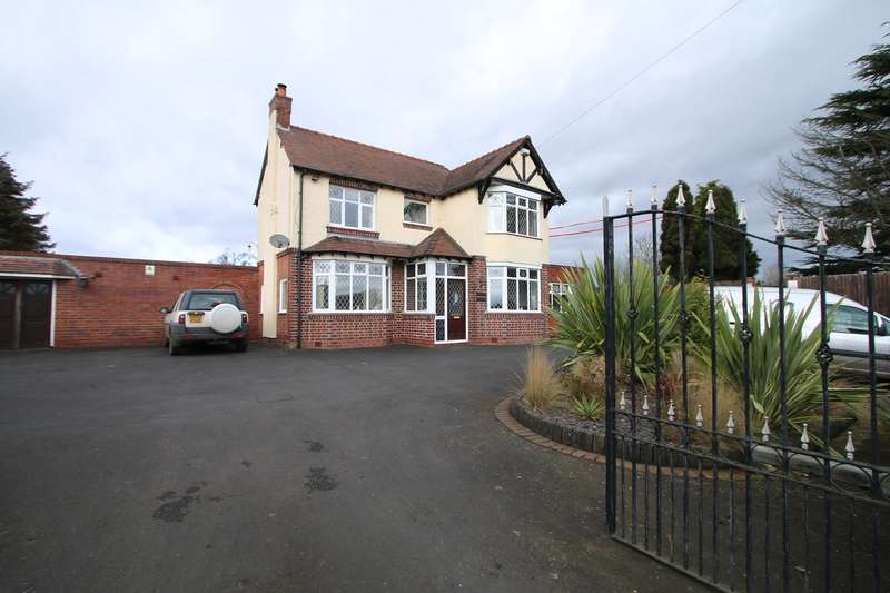 3 Bedrooms Detached House for sale in Worcester Road, Harvington, Kidderminster, DY10