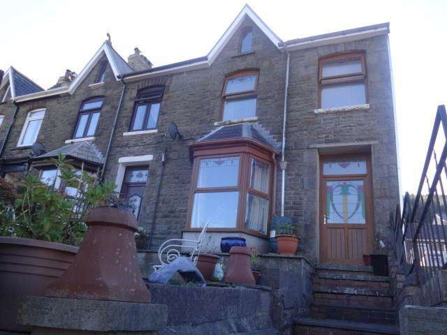 5 Bedrooms End Of Terrace House for sale in Duffryn Street, Ferndale