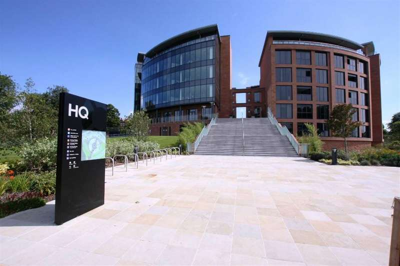 1 Bedroom Apartment Flat for sale in The H.Q. Building, Chester City