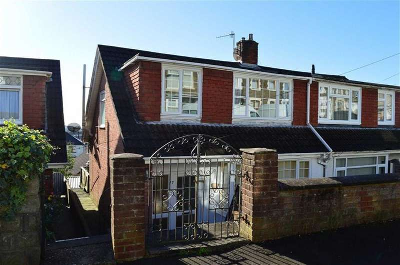 3 Bedrooms Semi Detached Bungalow for sale in Bryn Street, Swansea, SA5