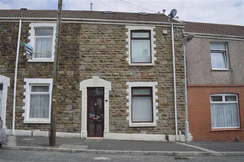 3 Bedrooms Terraced House for sale in Verig Street, Swansea, SA5