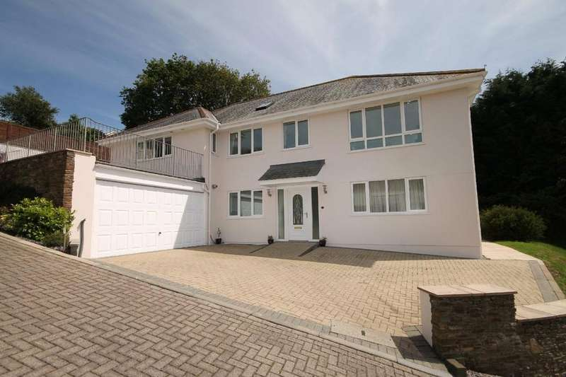 4 Bedrooms Detached House for sale in Allotment Gardens, Kingsbridge, Devon, TQ7