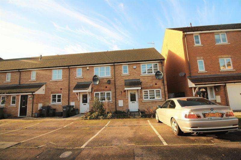 3 Bedrooms End Of Terrace House for sale in Huron Road, Broxbourne