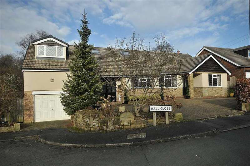 4 Bedrooms Detached Bungalow for sale in Hall Close, Tytherington