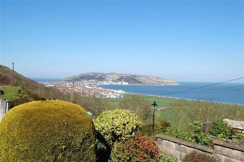 3 Bedrooms Semi Detached House for sale in Lower Pant Y Wennol, Llandudno, Conwy