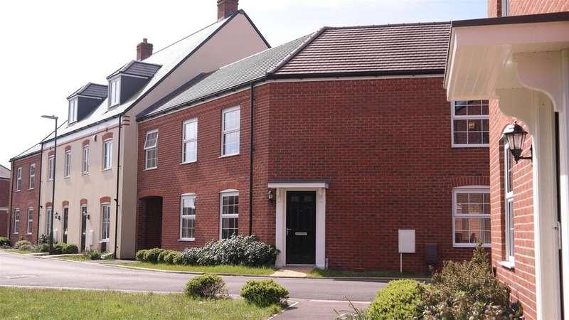 4 Bedrooms Terraced House for sale in Baileys Way, Hambrook