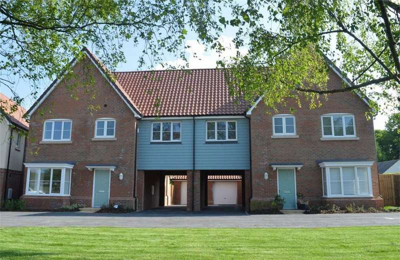 4 Bedrooms Link Detached House for sale in Plot 23 The Birches, Dunmow Road, Little Canfield, Dunmow