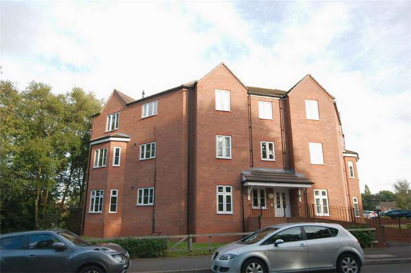 2 Bedrooms Flat for sale in Royal Meadow Way, Streetly, Sutton Coldfield, West Midlands