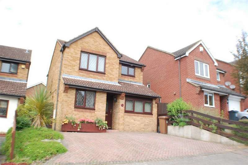 3 Bedrooms Detached House for sale in Cherry Tree Rise, Walkern, Stevenage, Hertfordshire