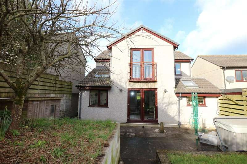 5 Bedrooms Detached House for sale in Meadow Drive, Camborne, Cornwall