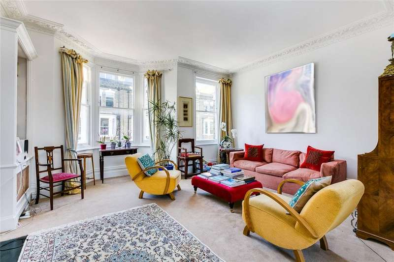 4 Bedrooms Terraced House for sale in Radipole Road, Parsons Green, Fulham, London