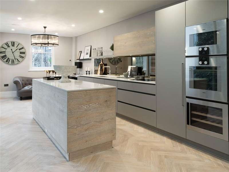 2 Bedrooms Flat for sale in Linden Gardens, London