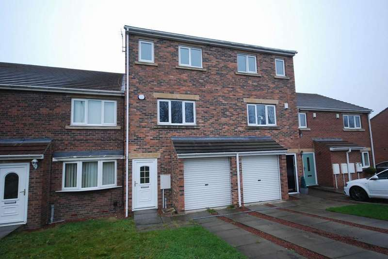 4 Bedrooms Town House for sale in Stone Street, Windy Nook
