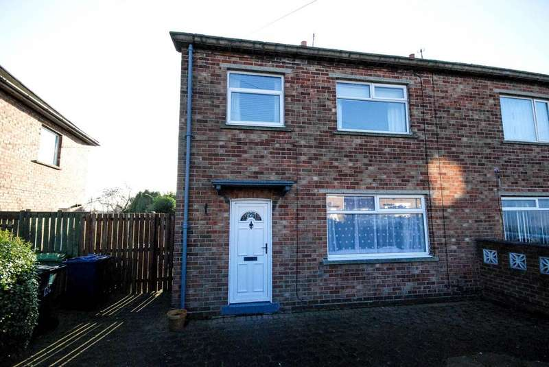 3 Bedrooms Semi Detached House for sale in Inverness Road, Jarrow