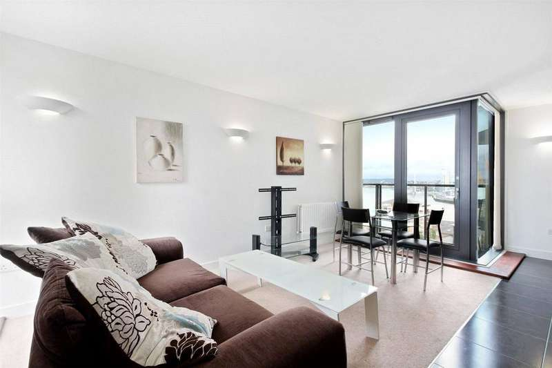 2 Bedrooms Flat for sale in Proton Tower, 8 Blackwall Way, London, E14