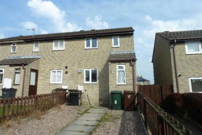 2 Bedrooms Property for sale in Royd House Road, Keighley, BD21