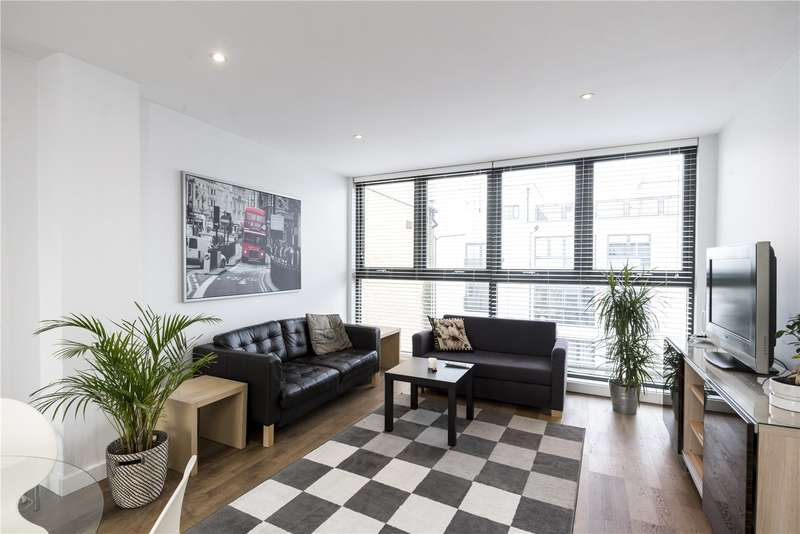 2 Bedrooms Flat for sale in Abercorn Place, Harrow Road, London, NW10