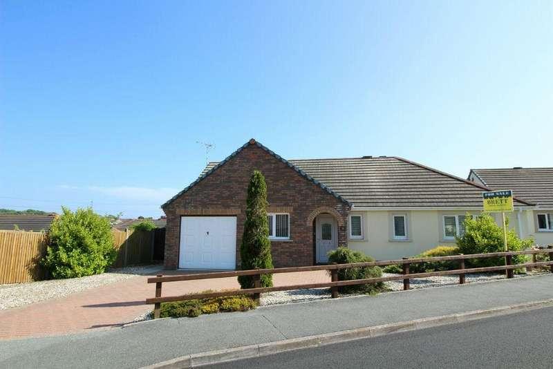3 Bedrooms Detached Bungalow for sale in Gibbas Way, Pembroke, SA71 5JA