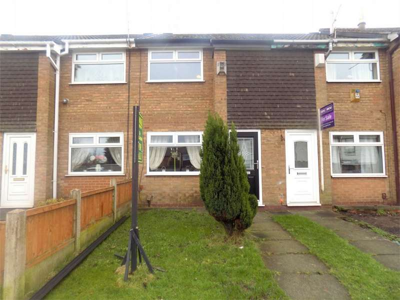 2 Bedrooms Terraced House for sale in Alt Close, Leigh, Lancashire