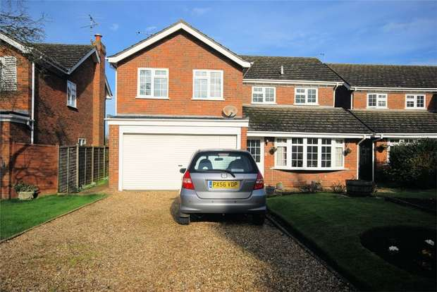 4 Bedrooms Detached House for sale in Chapel Drive, Aston Clinton, Buckinghamshire