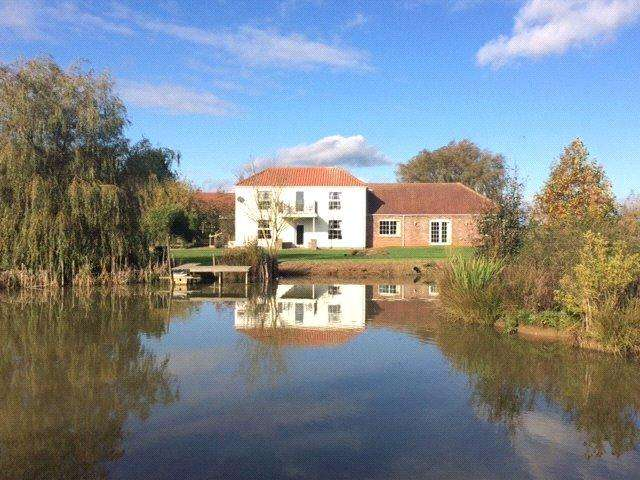5 Bedrooms Land Commercial for sale in High Ferry Lane, Sibsey, PE22