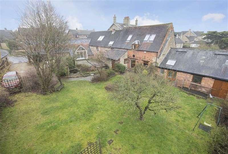 5 Bedrooms Detached House for sale in Queen Eleanor Road, Geddington