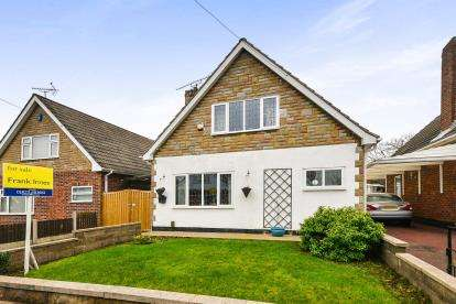 3 Bedrooms Bungalow for sale in Farmcroft Road, Mansfield Woodhouse, Mansfield, Nottinghamshire