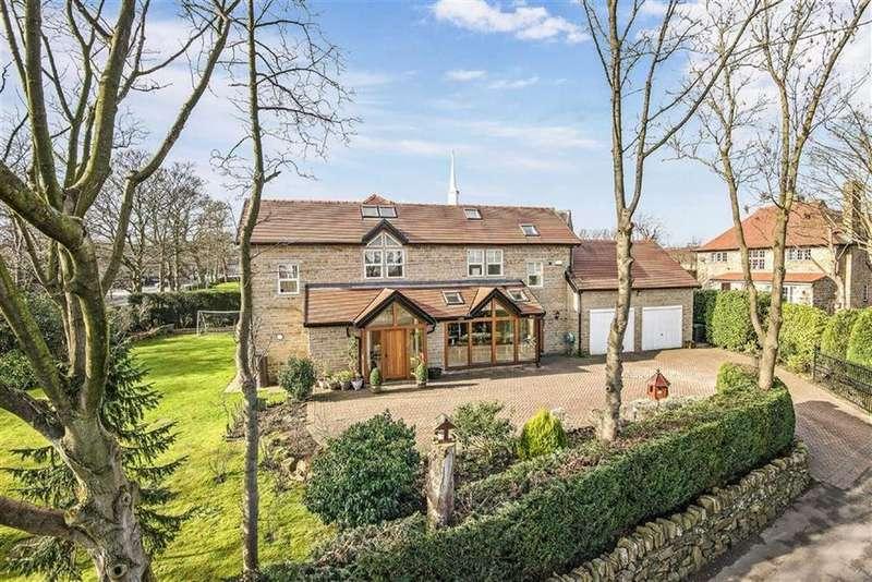 7 Bedrooms Detached House for sale in Birkby Road, Birkby, Huddersfield, HD2