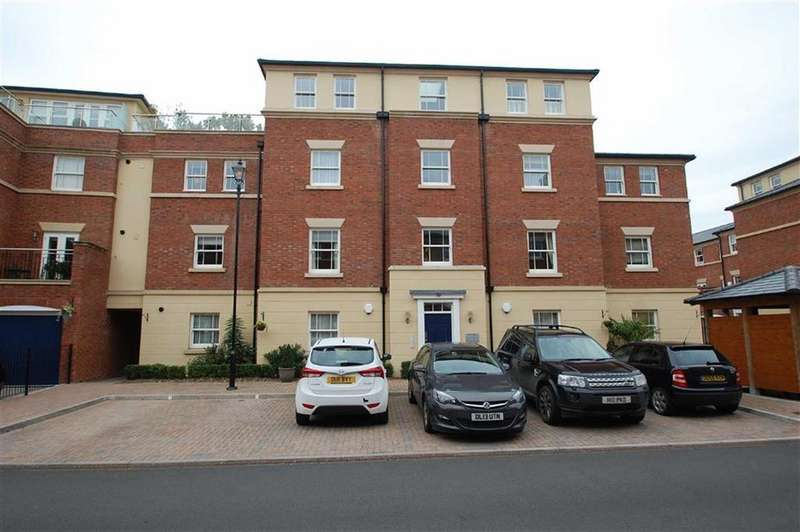 2 Bedrooms Apartment Flat for sale in The Old Meadow, Abbey Foregate, Shrewsbury
