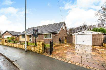 3 Bedrooms Bungalow for sale in Lostock Lane, Lostock, Bolton, Greater Manchester, BL6